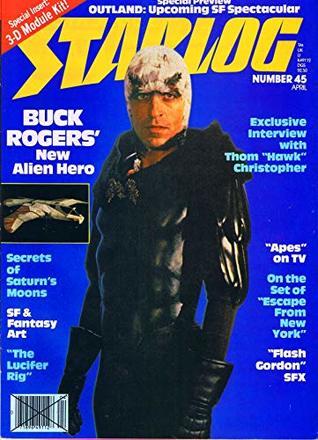 Starlog April 1981