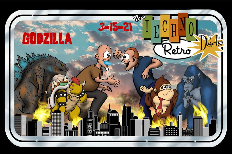 TechnoRetro Dads: Bowzilla vs King Donkey!