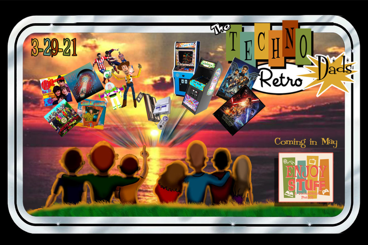TechnoRetro Dads: All Good Things...