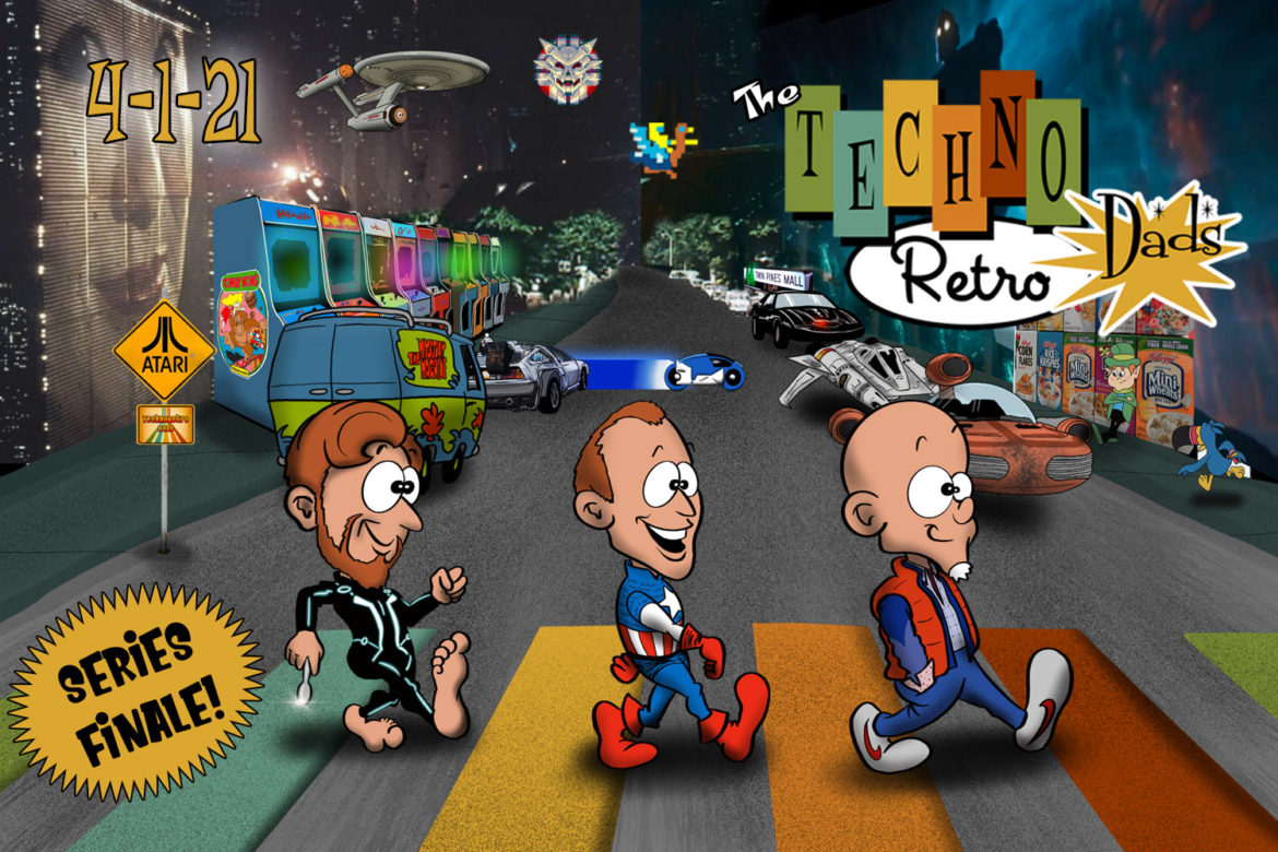 TechnoRetro Dads: End of Line