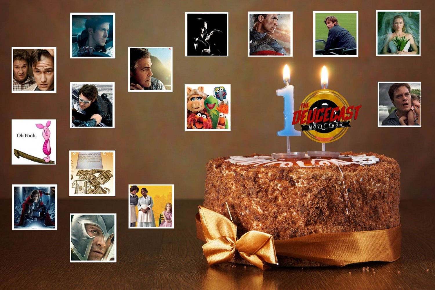 The Deucecast Movie Show #475: The 10th Anniversary Show
