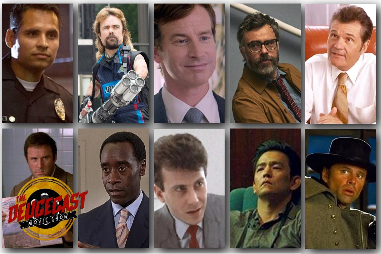The Deucecast Movie Show #477: Actors Who Make Movies Better