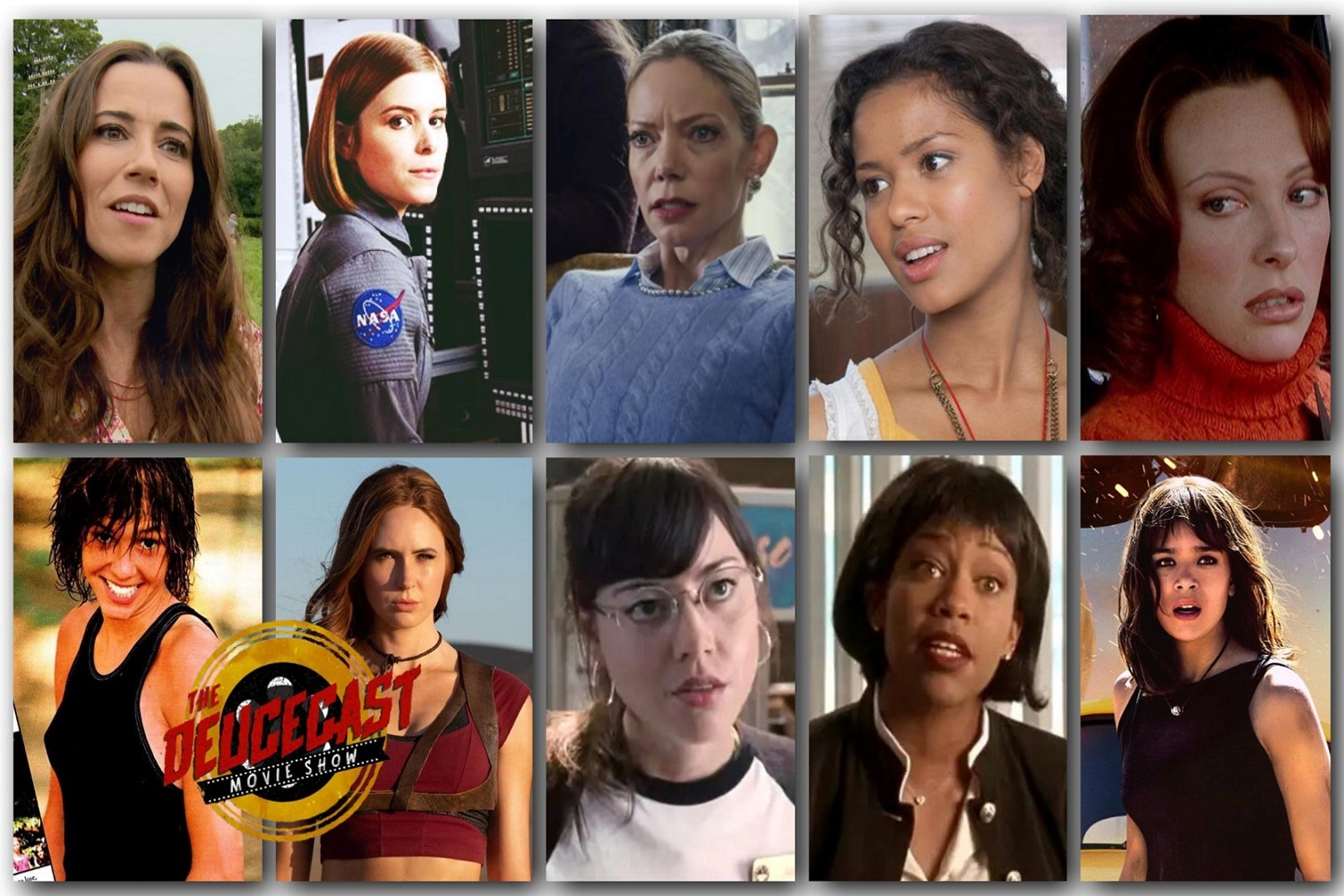The Deucecast Movie Show #478: Actresses Who Make Everything Better