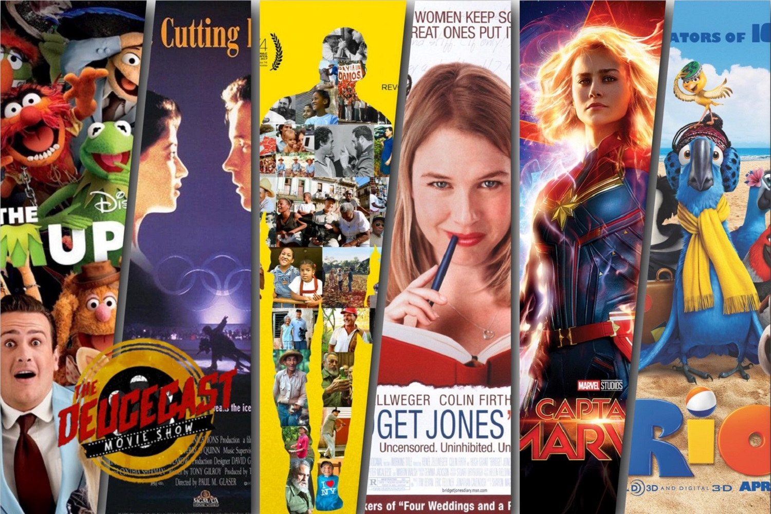 The Deucecast Movie Show #482: Most Meaningful Movies