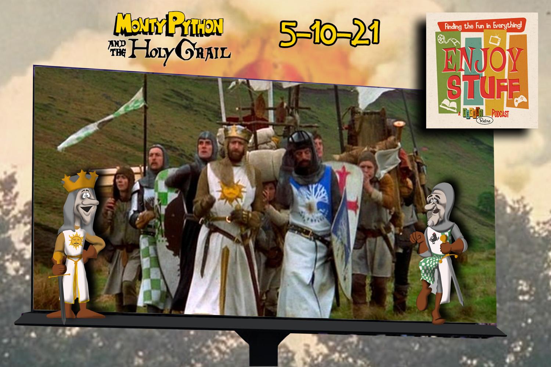 Enjoy Stuff: Monty Grail and the Holy Python