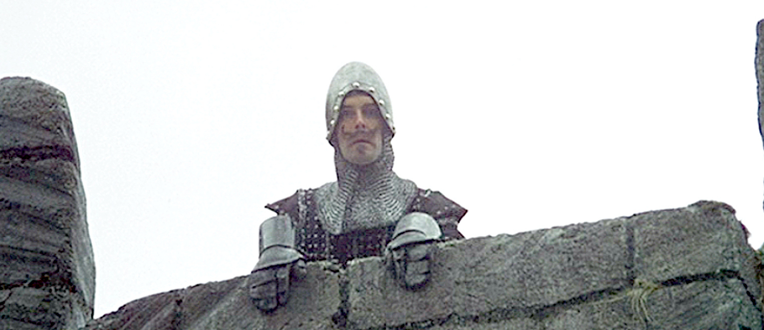 Monty Python and the Holy Grail French