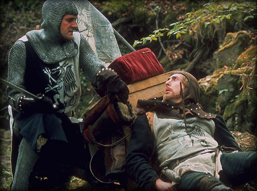 Monty Python and the Holy Grail Lancelot