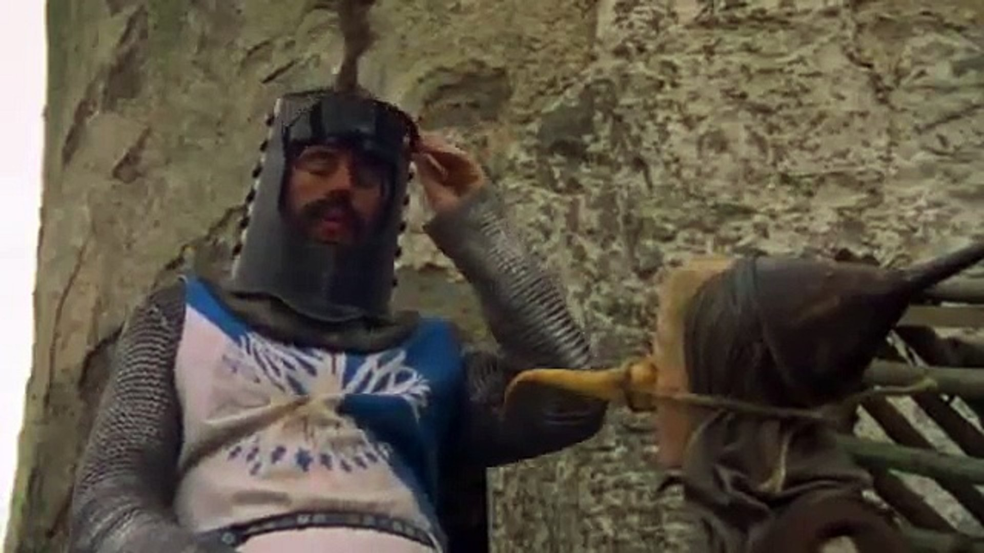 Monty Python and the Holy Grail witch