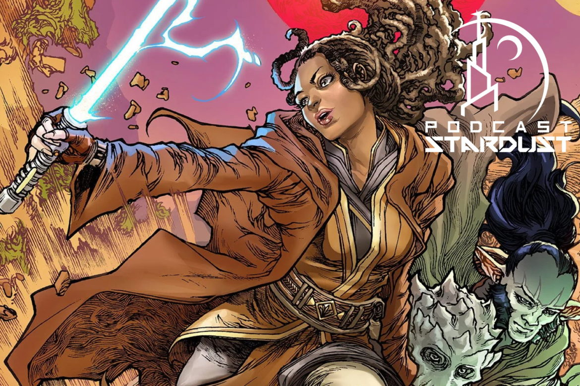 Podcast Stardust - Episode 260 - New The HIgh Republic Previews - Star Wars
