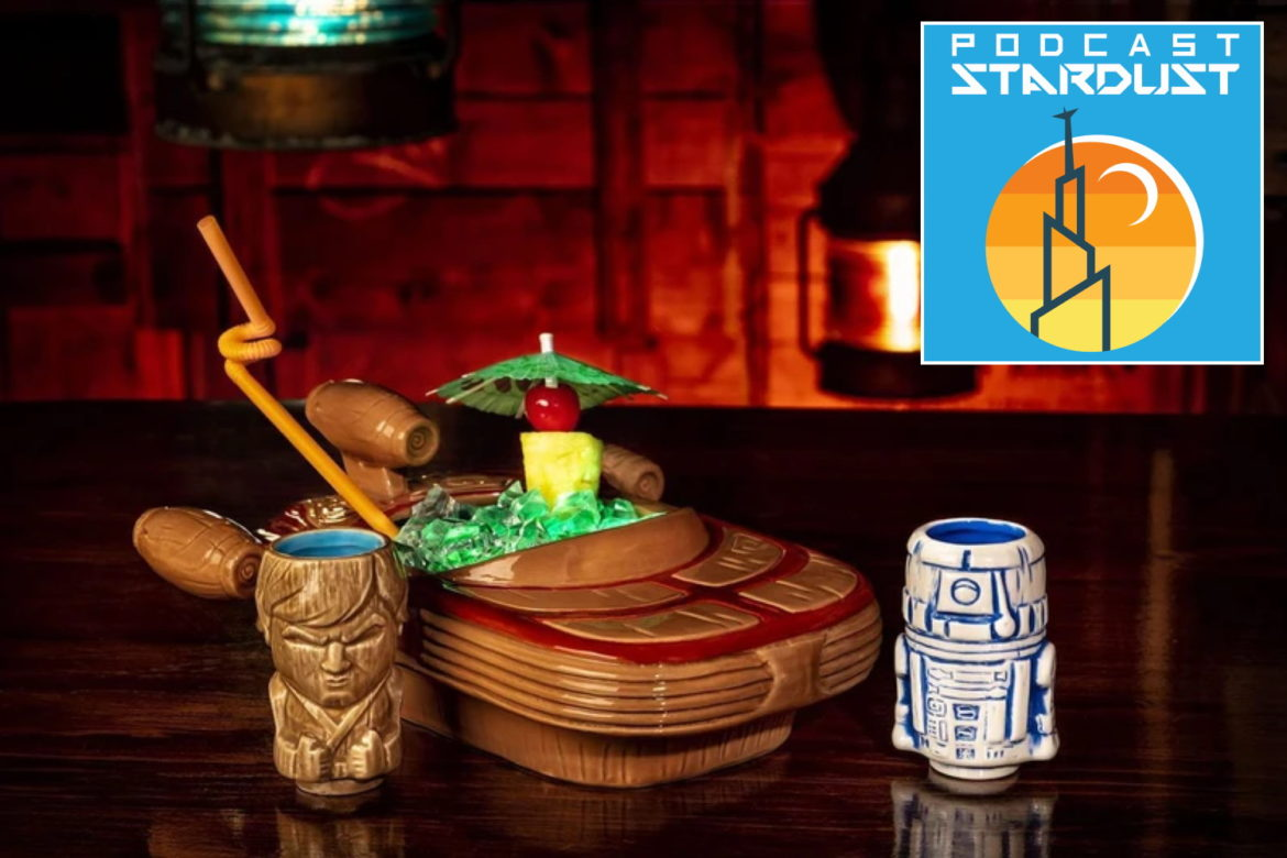 Podcast Stardust - Episode 261 - World Between Worlds - May 2021 - Star Wars