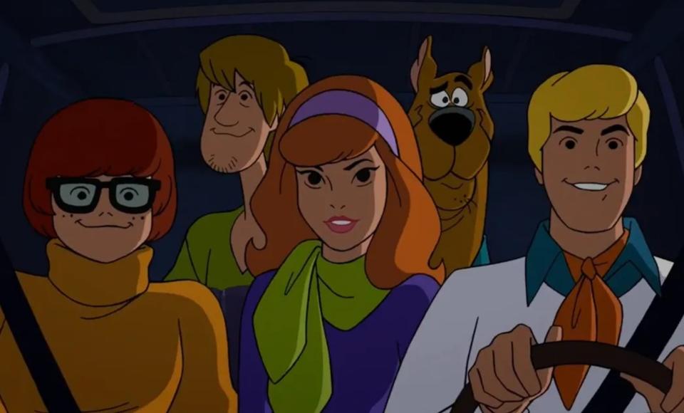 Scooby Doo Reunion