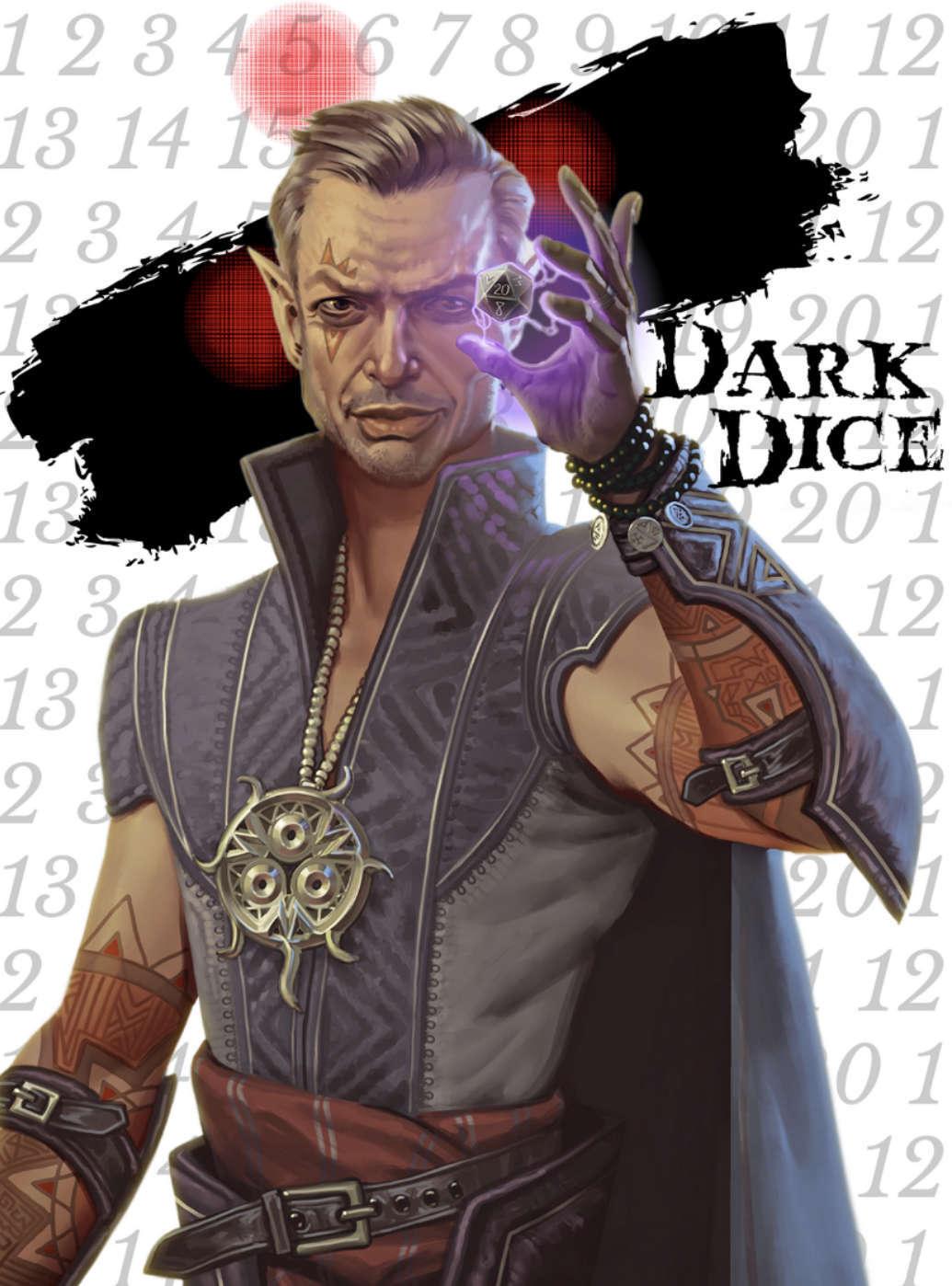 Jeff Goldblum in Dark Dice