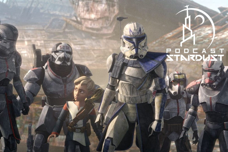 Podcast Stardust - Episode 271 - The Bad Batch - Battle Scars - 0107 - Star Wars