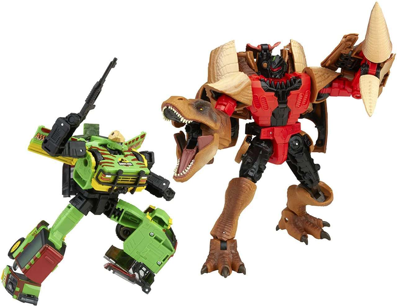 Jurassic Park Transformers