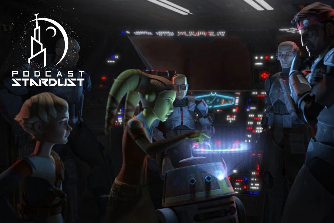 Podcast Stardust - Episode 286 - The Bad Batch - Rescue on Ryloth - 0112 - Star Wars