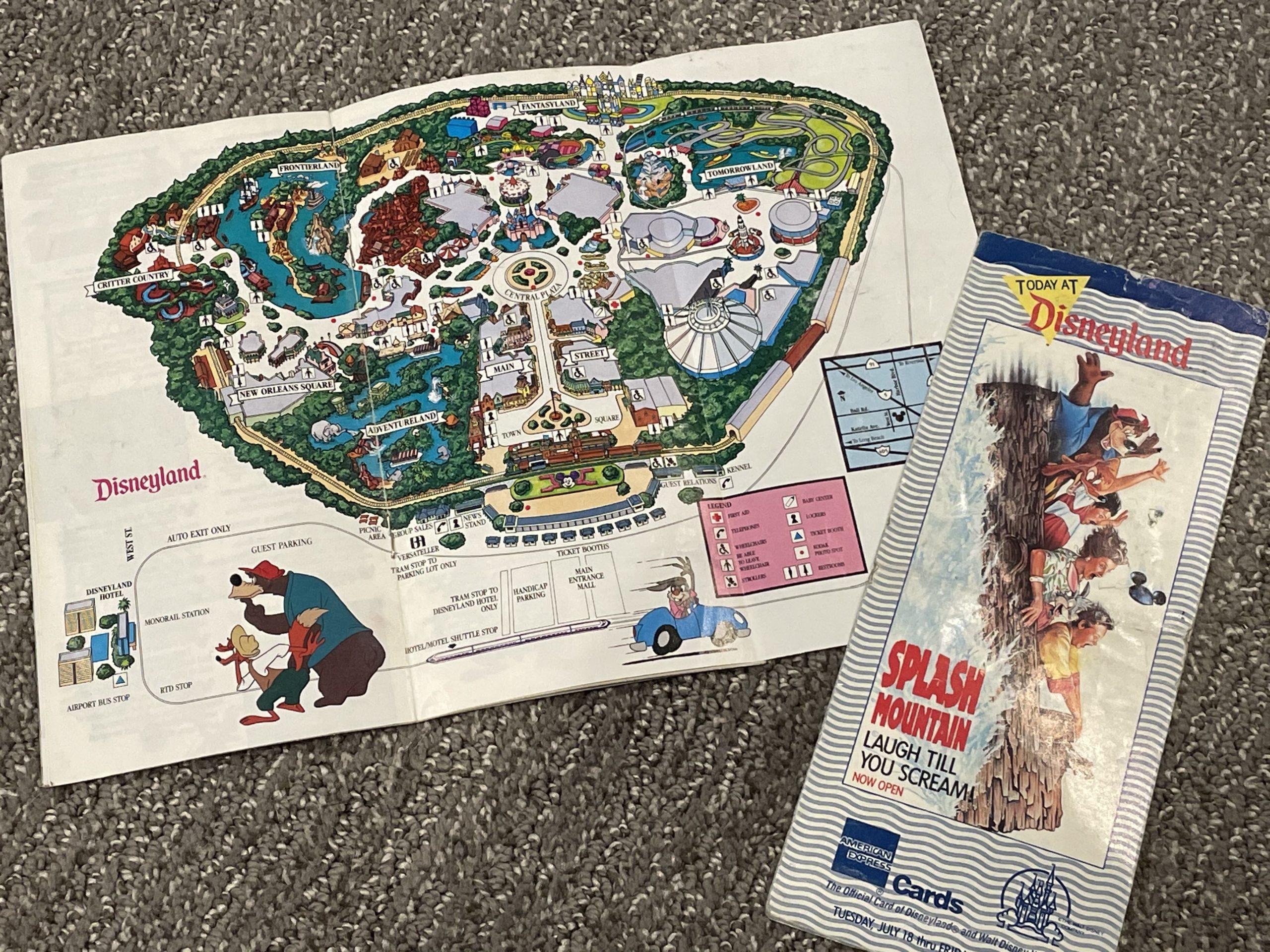 Shua's 1989 Map