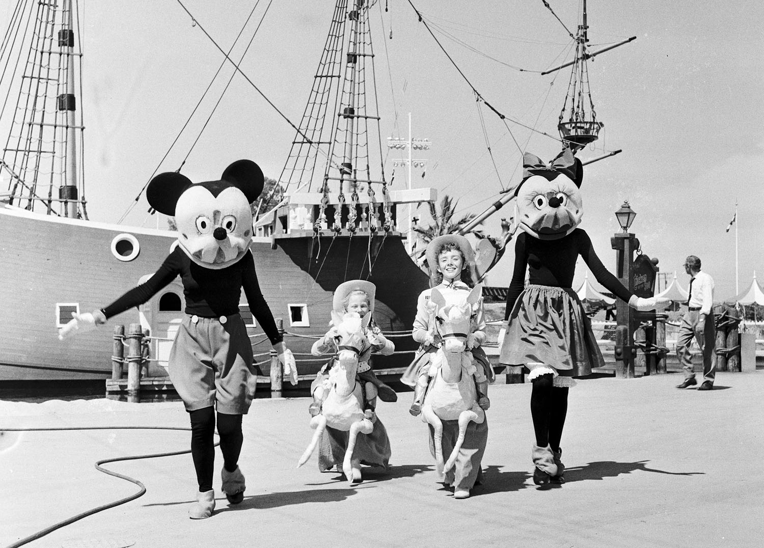 Terrifying Mickey Mouse Costumes