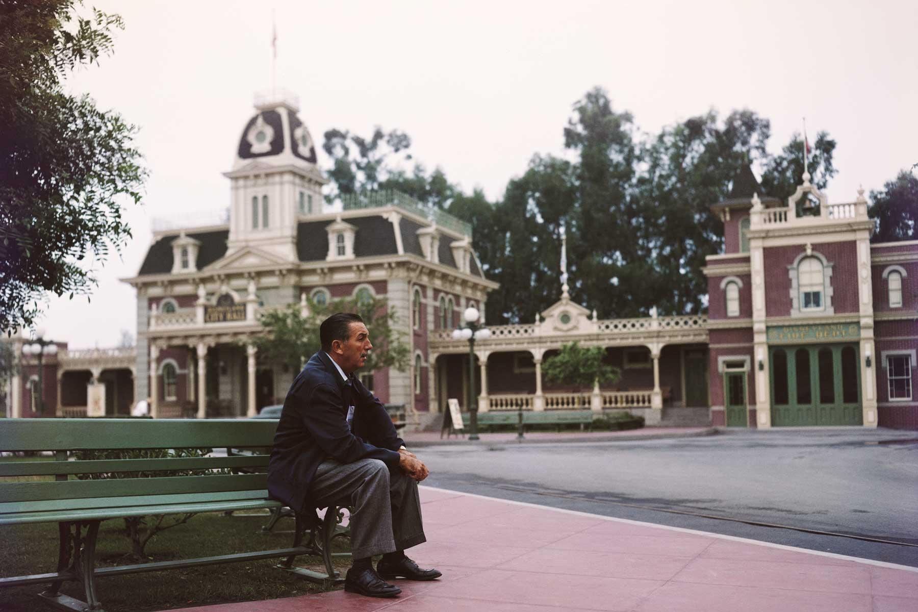 Walt's Vision