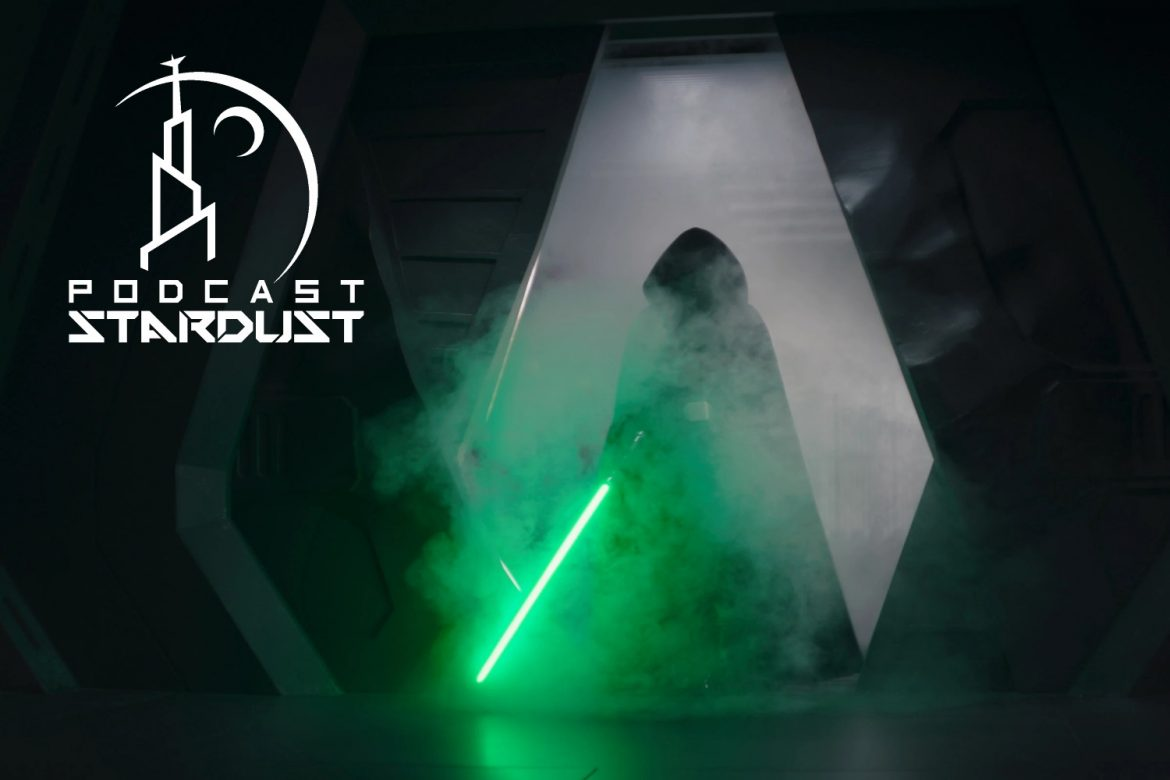 Podcast Stardust - Episode 304 - Disney Gallery: The Mandalorian - Making of the Season 2 Finale - Star Wars