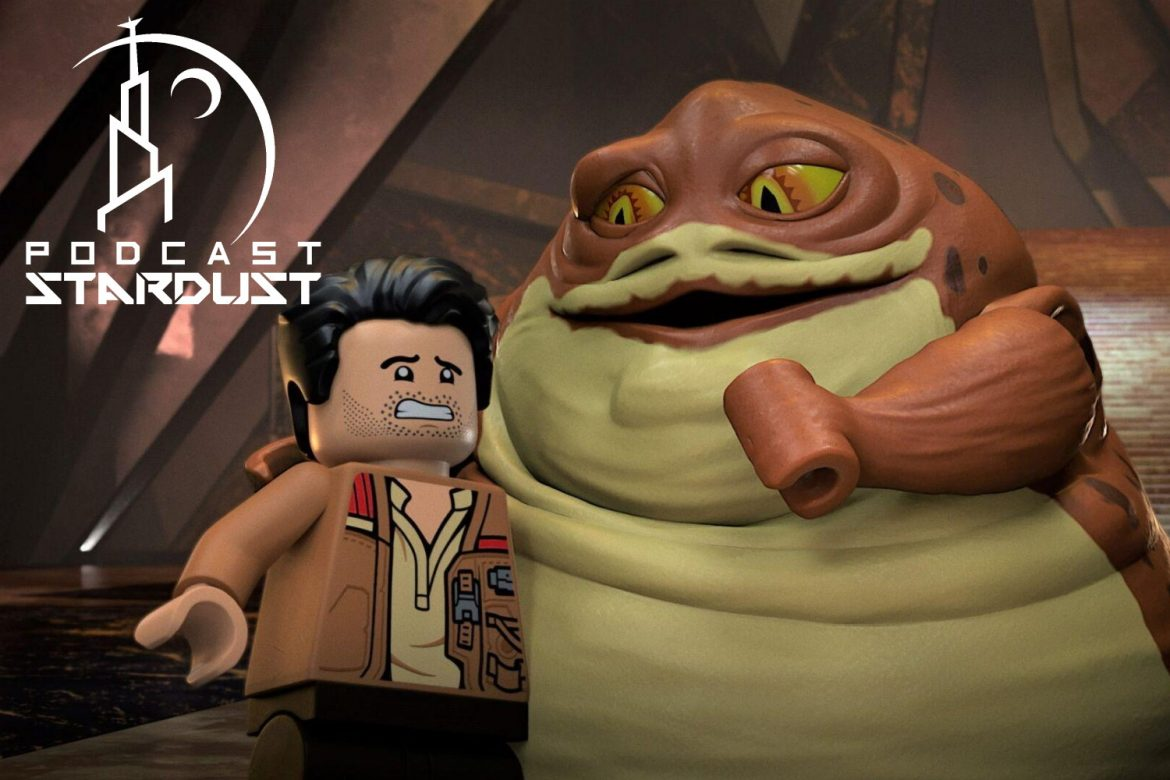 Podcast Stardust - Episode 307 - LEGO Star Wars Terrifying Tales Trailer