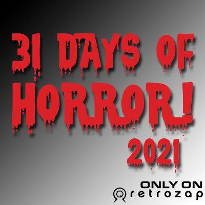 31 days of horror 2021