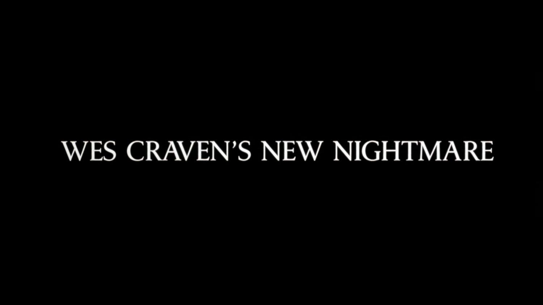 Wes Craven' New Nightmare