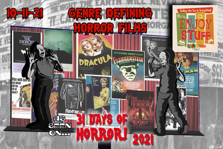 Enjoy Stuff: Halloween Horror Classics