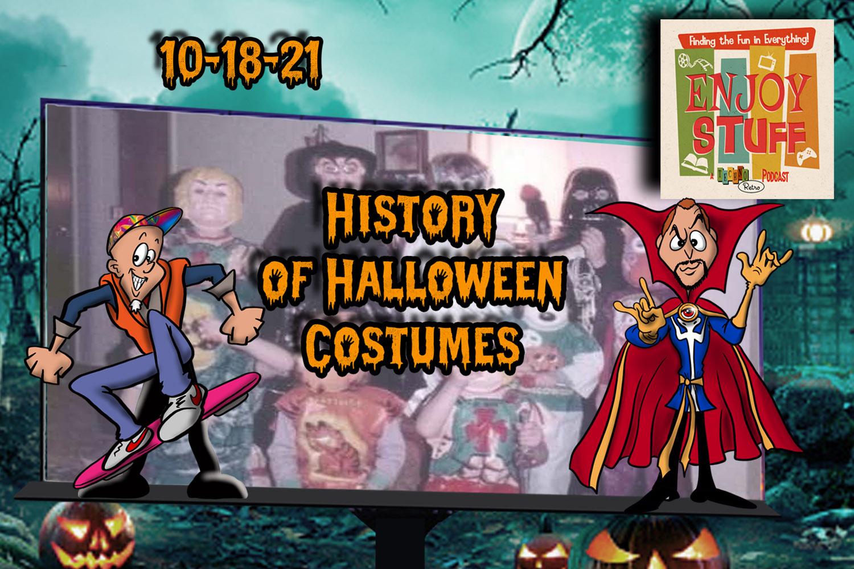 Enjoy Stuff: Costume Cavalcade