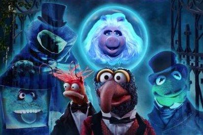 Muppet Haunted Mansion