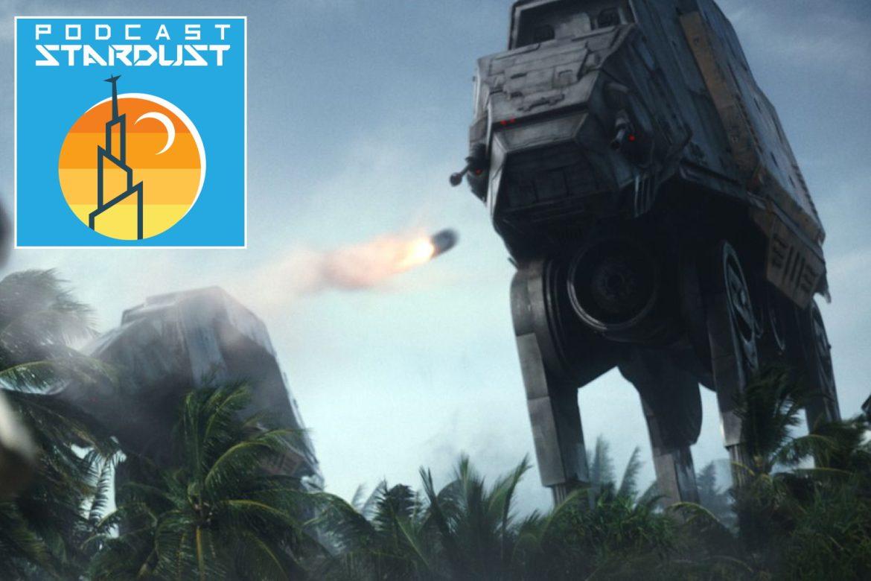 Podcast Stardust - Episode 324 - Rogue One, Part 10 - The Rebel Fleet Attacks - Star Wars