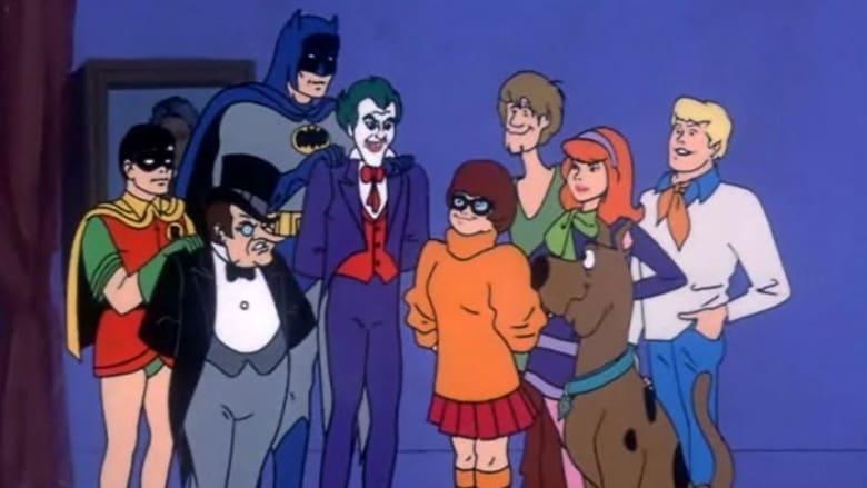 Scooby Doo Batman Robin