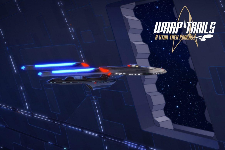 Warp Trails - Lower Decks - #2-10 - First First Contact - Star Trek